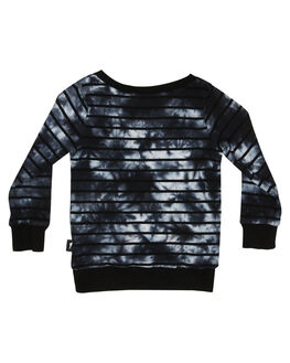 BLACK OUT KIDS BOYS RADICOOL DUDE JUMPERS + JACKETS - RD1109BLKO