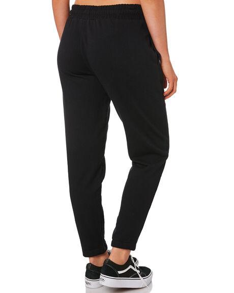 BLACK WOMENS CLOTHING HURLEY PANTS - BV1769010