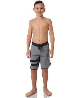 BLACK KIDS BOYS HURLEY BOARDSHORTS - AO2216010
