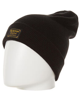 TRUE BLACK MENS ACCESSORIES BURTON HEADWEAR - 152041002