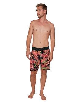 FIERY CORAL MENS CLOTHING QUIKSILVER BOARDSHORTS - EQYBS04312-MKZ6