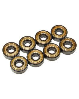 GOLD BOARDSPORTS SKATE DIAMOND SUPPLY CO ACCESSORIES - 016009002RED