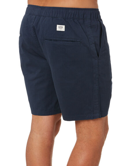 NAVY MENS CLOTHING KATIN SHORTS - WSPAT06NAVY