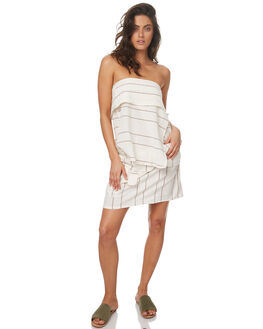 STRIPE WOMENS CLOTHING ZULU AND ZEPHYR SKIRTS - ZZ1678STR