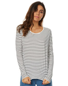 STRIPE WOMENS CLOTHING SWELL TEES - S8172101STR