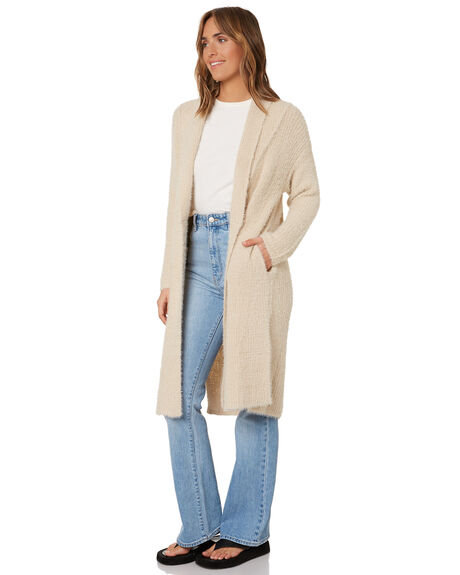 NATURAL OUTLET WOMENS BETTY BASICS KNITS + CARDIGANS - BB447W21NAT