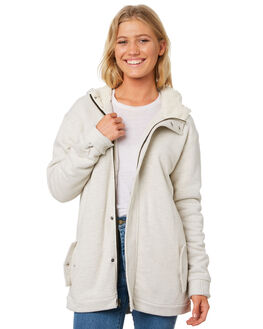 GREY MARLE WOMENS CLOTHING BILLABONG JACKETS - 6595751GYM