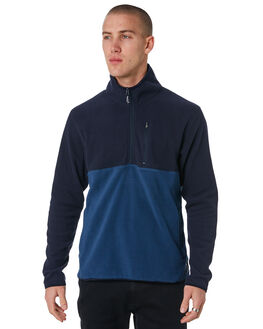 NAVY MENS CLOTHING DEPACTUS JUMPERS - D5184444NAVY