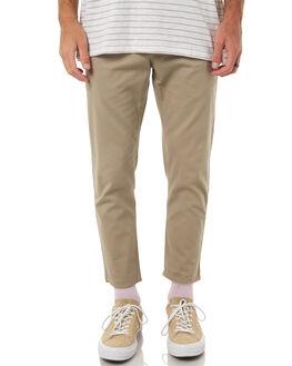 TAN CROP MENS CLOTHING BARNEY COOLS PANTS - 700-MC4TAN