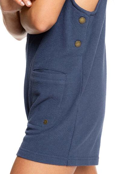 MOOD INDIGO WOMENS CLOTHING ROXY PLAYSUITS + OVERALLS - ERJKD03266-BSP0
