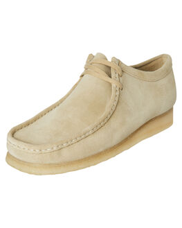 MAPLE MENS FOOTWEAR CLARKS ORIGINALS FASHION SHOES - SSWALLABEE_MAPLEM