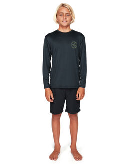 BLACK HEATHE BOARDSPORTS SURF BILLABONG BOYS - BB-8792512-BLH