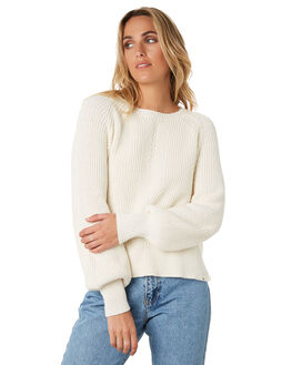 BONE WOMENS CLOTHING RIP CURL KNITS + CARDIGANS - GSWHB13021
