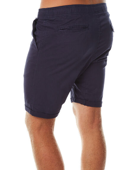 NAVY MENS CLOTHING SWELL SHORTS - SW-W16-008NVY