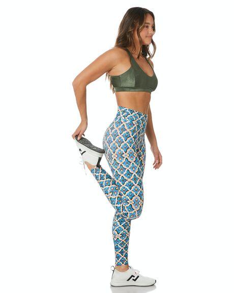 PERSIAN MOSAIC WOMENS CLOTHING LIQUIDO ACTIVE ACTIVEWEAR - 212013061