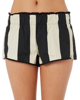 LIGHT CREME OUTLET WOMENS HURLEY SHORTS - AJ3562-200
