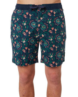 PHANTOM MENS CLOTHING THE CRITICAL SLIDE SOCIETY BOARDSHORTS - BS1848PHA