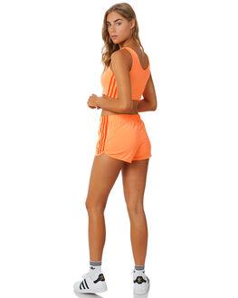 FLASH ORANGE WOMENS CLOTHING ADIDAS ACTIVEWEAR - EJ9343ORG