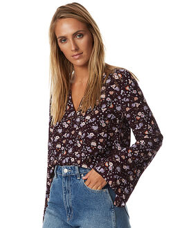 MALBEC WOMENS CLOTHING TIGERLILY FASHION TOPS - T373041MALBEC