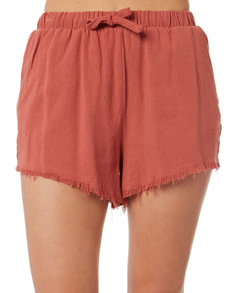 ROUGE WOMENS CLOTHING SWELL SHORTS - S8171233ROUG