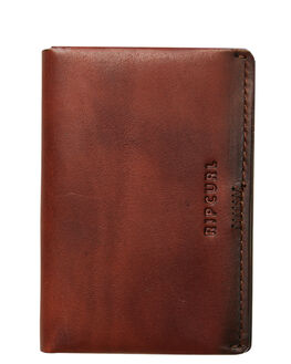 BROWN MENS ACCESSORIES RIP CURL WALLETS - BWLMH10009