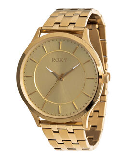 GOLDEN WOMENS ACCESSORIES ROXY WATCHES - ERJWA03031-YKK0