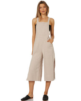 SABLE WOMENS CLOTHING RUSTY PLAYSUITS + OVERALLS - MCL0288-SAB