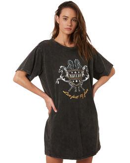MULTI WOMENS CLOTHING MINKPINK DRESSES - MP1906051MUL