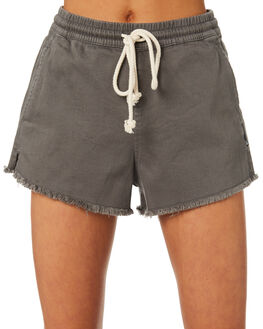 MISTY MOSS WOMENS CLOTHING BONDS SHORTS - CVLAI-NAC