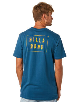 DARK ROYAL MENS CLOTHING BILLABONG TEES - 9582035DKRYL