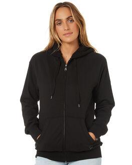 BLACK WOMENS CLOTHING BILLABONG JUMPERS - 6585765BLK