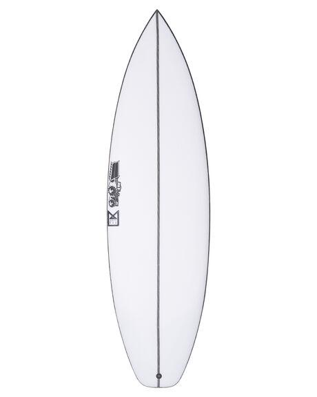 CLEAR BOARDSPORTS SURF JS INDUSTRIES PERFORMANCE - JSMBCLR