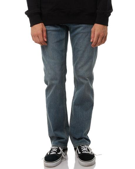 SEVENTIES INDIGO MENS CLOTHING VOLCOM JEANS - A1931503SVI