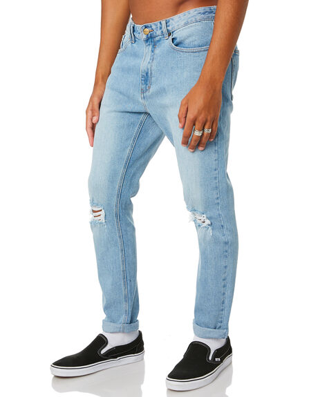 ARCTIC BLUE MENS CLOTHING INSIGHT JEANS - 5000004571ARTBL