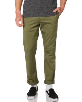 FATIGUE MENS CLOTHING RVCA PANTS - R383273FTG