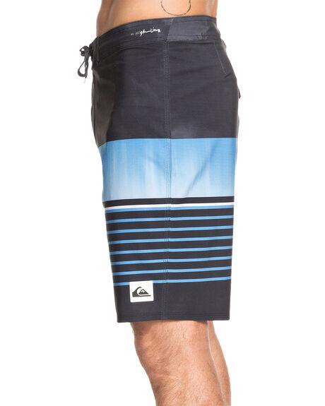 BLACK MENS CLOTHING QUIKSILVER BOARDSHORTS - EQYBS04267-KVJ6