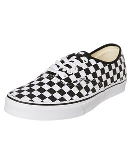 CHECKERBOARD WOMENS FOOTWEAR VANS SNEAKERS - SSVNA2Z5IHRKCHCKW