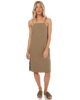 SAGE WOMENS CLOTHING RUSTY DRESSES - DRL0870SGE