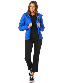 TNF BLUE WOMENS CLOTHING THE NORTH FACE JACKETS - NF0A2VCUCZ6