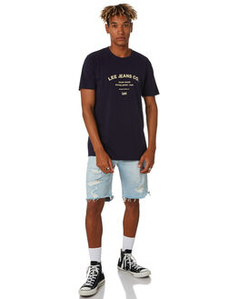 INDIGO MENS CLOTHING LEE TEES - 601971425