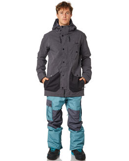 ASPHALT HEATHER BOARDSPORTS SNOW BILLABONG MENS - L6JM05SASPHE