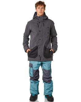 ASPHALT HEATHER BOARDSPORTS SNOW BILLABONG MENS - L6JM05SASPHE