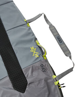COOL GREY BOARDSPORTS SURF FCS BOARDCOVERS - BDY-AP-CGYCGRY