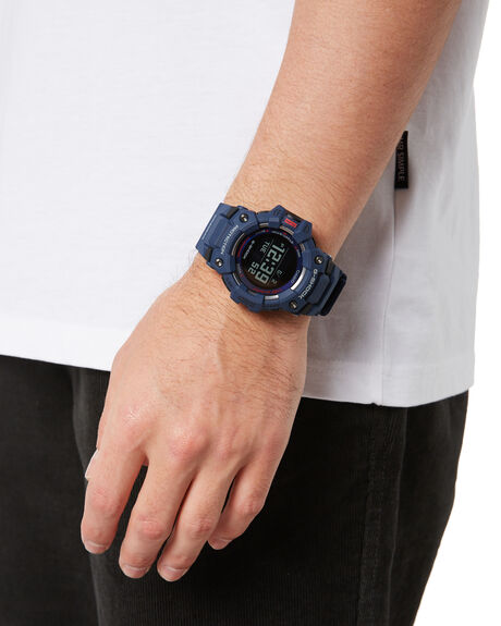 NAVY MENS ACCESSORIES G SHOCK WATCHES - GBD100-2DNVY