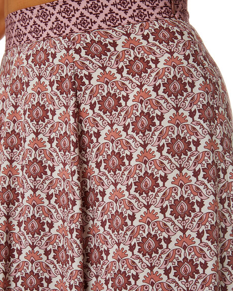 ROSE WOMENS CLOTHING TIGERLILY SKIRTS - T602271ROS