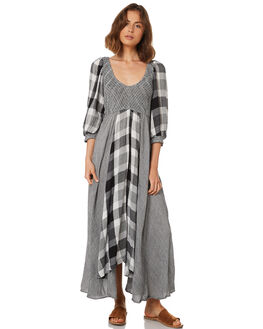 BLACK WOMENS CLOTHING FREE PEOPLE DRESSES - OB8763550010