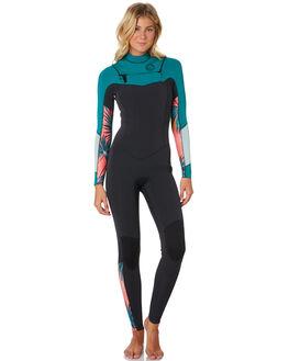 PALM GREEN BOARDSPORTS SURF BILLABONG WOMENS - 6795830PGRN