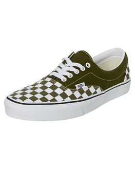 GREEN WOMENS FOOTWEAR VANS SNEAKERS - SSVNA4BV4VXIW