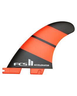 ORANGE BOARDSPORTS SURF FCS FINS - FACC-NG01-TS-RORG