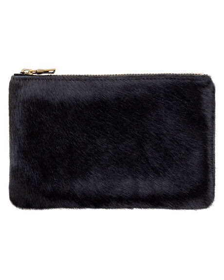 BLACK WOMENS ACCESSORIES STATUS ANXIETY PURSES + WALLETS - SA1703BLK